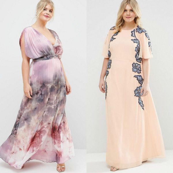Wedding Guests Dresses Elegant For Plus Size Women A Beach Guest