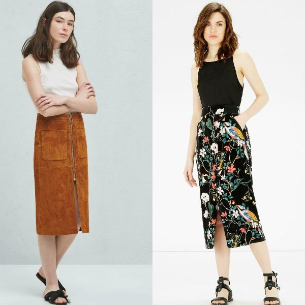 Trendy skirts 2017 | Business casual skirts
