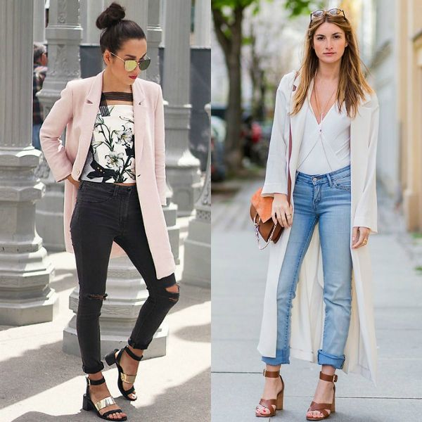 Casual wear with jeans