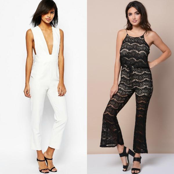 Outfits for clubbing female with jumpsuis