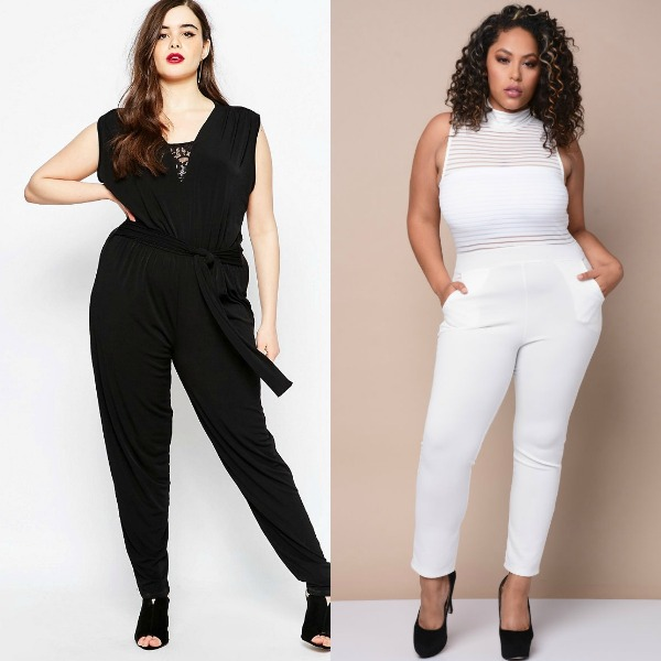 Club jumpsuits plus size