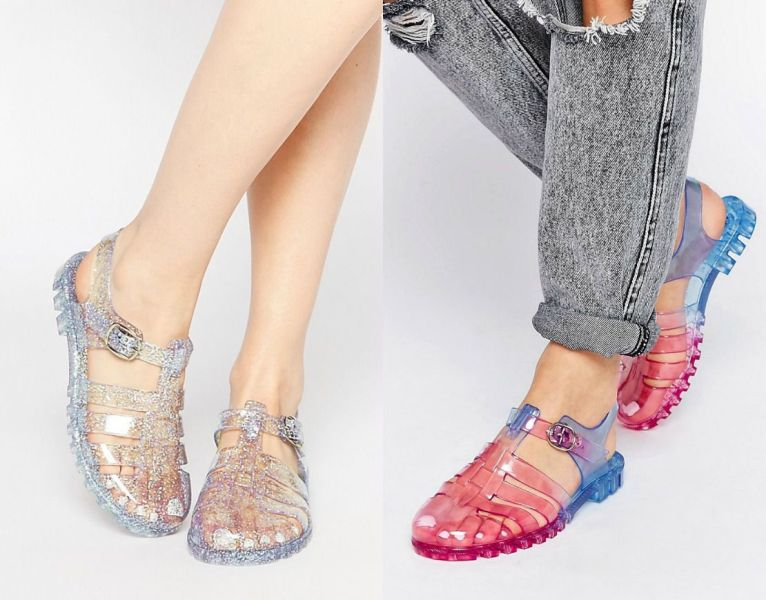 Sandals 2017 | Jelly sandals