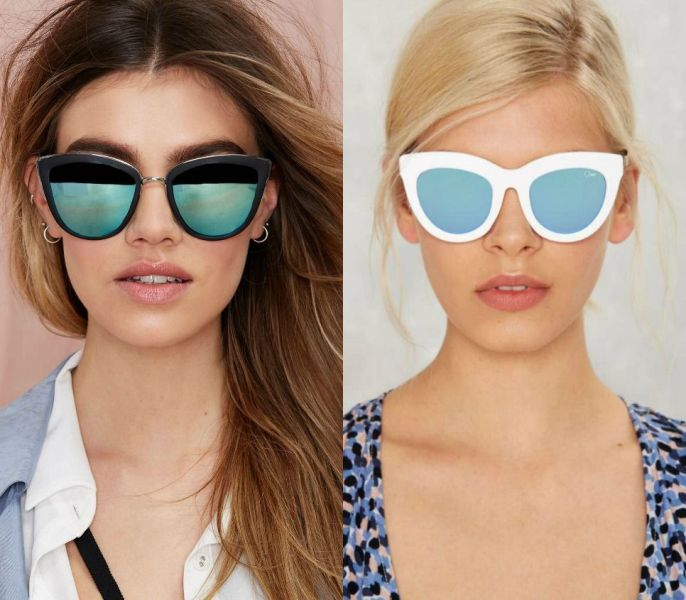 Sunglasses 2017 | Mirrored sunglasses