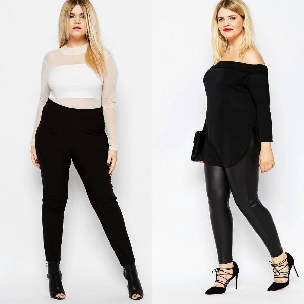 Club outfits for plus size