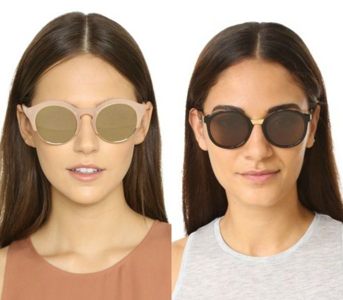Sunglasses 2017 | Round sunglasses womens