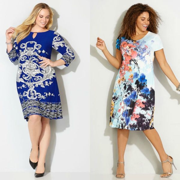 Best dress style for plus size apple shape