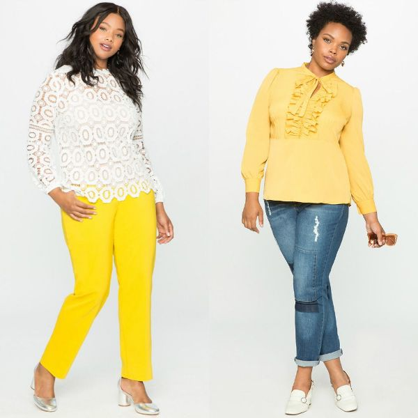 Plus size blouses for plus size outfits