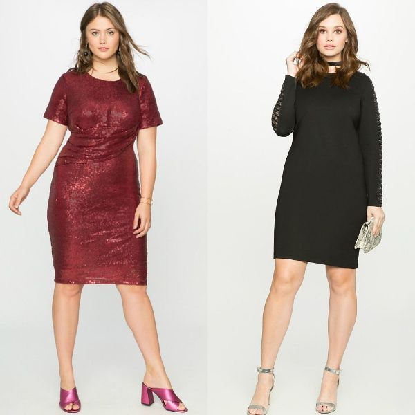 Plus size outfits with dresses