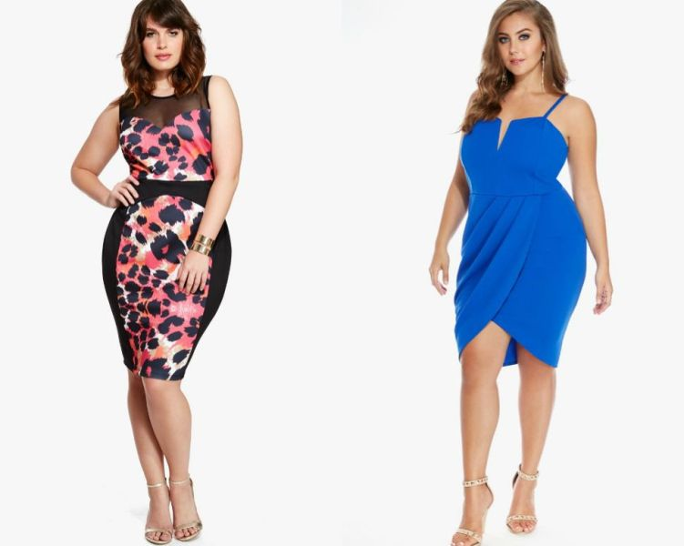 Plus size dresses | Plus size club dresses