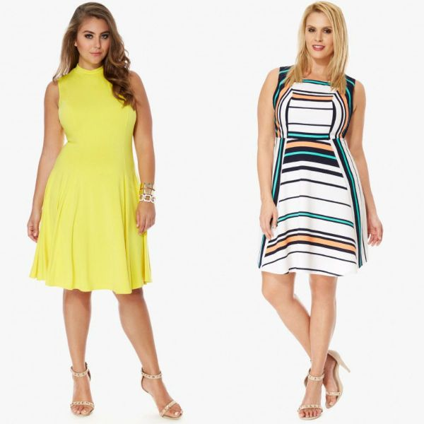 Dresses for the best dress style for plus size pear shape