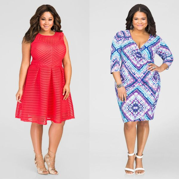 Plus size dresses | A plus size fancy dress