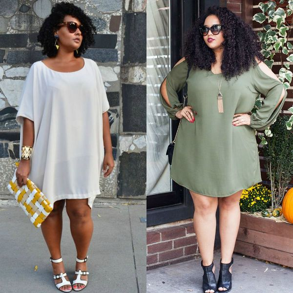 Plus size dresses | Plus size summer dresses