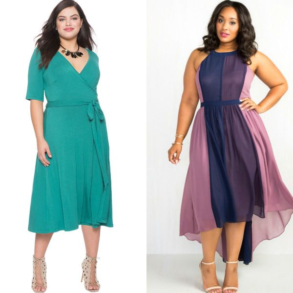 Plus size dresses | Plus size formal dresses
