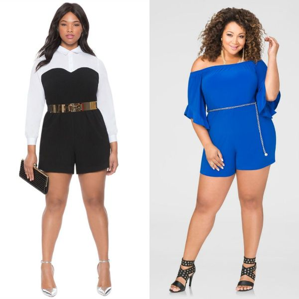 Plus size outfits with jumpsuits