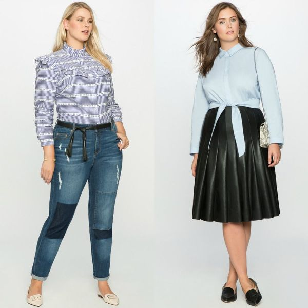 Womens plus size tops for plus size outfits