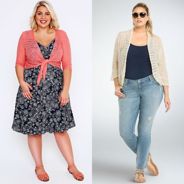 Plus size outfits with tunics