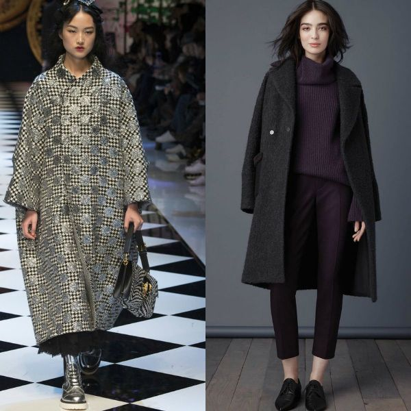 Fall-winter 2016-2017 trendy coats | Fabrics with high impermeability