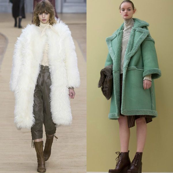 Fall-winter 2016-2017 trendy coats | Oversized
