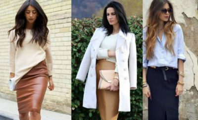 Amazing Ideas About How To Wear a Pencil Skirt