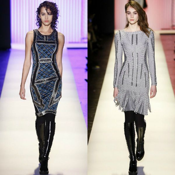Fall-Winter 2016-2017 trendy dresses | Trendy Fall Winter Club dresses