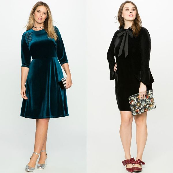 Plus size dresses | Dresses with sleeves