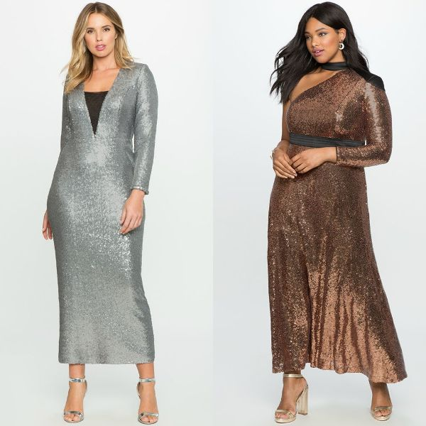Plus size dresses | Plus size elegant dresses