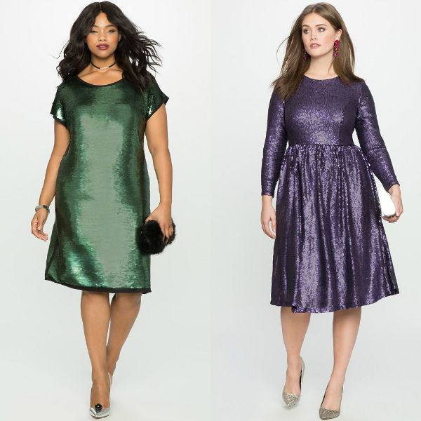 Plus size dresses | Plus size party dresses