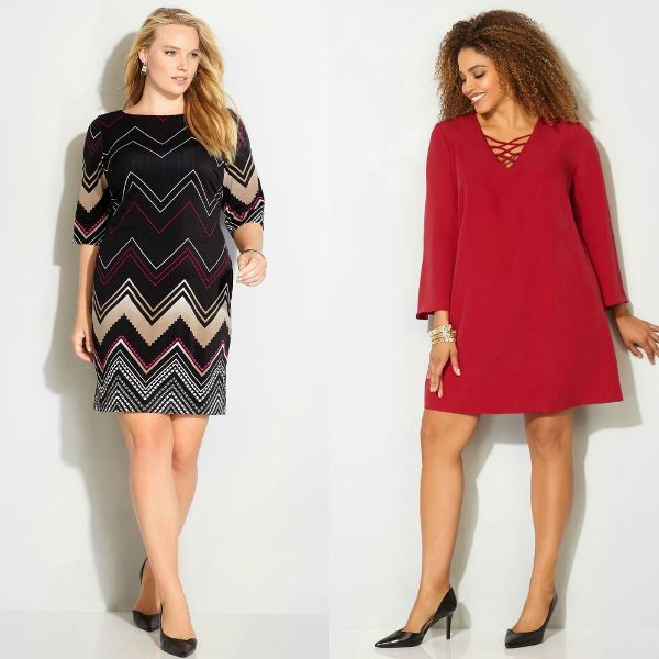 Plus size dresses | Short dresses