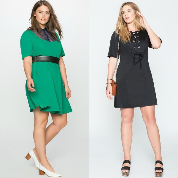 Plus size dresses | Dresses plus size with sleevs