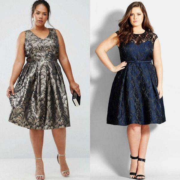 Plus size dresses | Plus size wedding dresses
