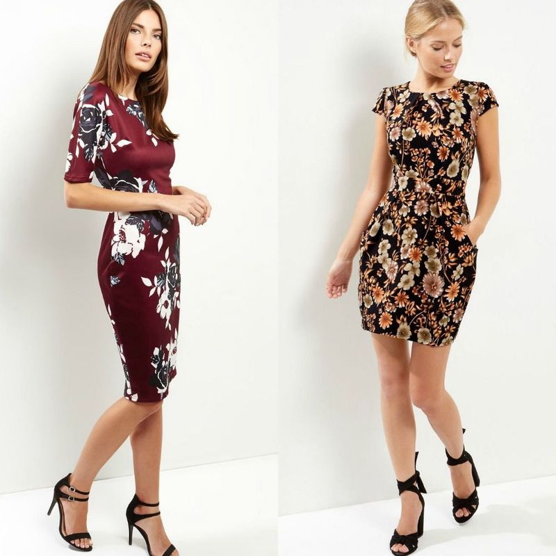 Party dresses | Cocktail dresses with prints