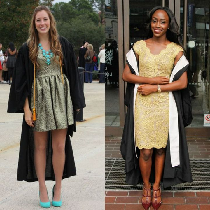 Graduation outfits for ladies