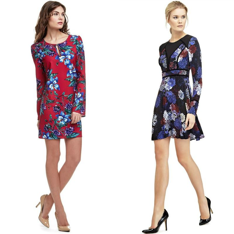 Long sleeve cocktail dresses for women