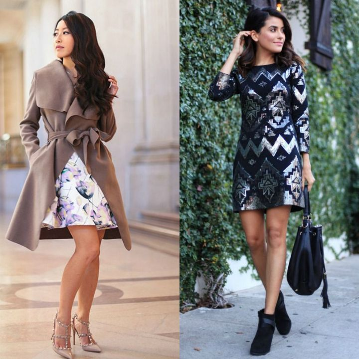 Winter night out outfits