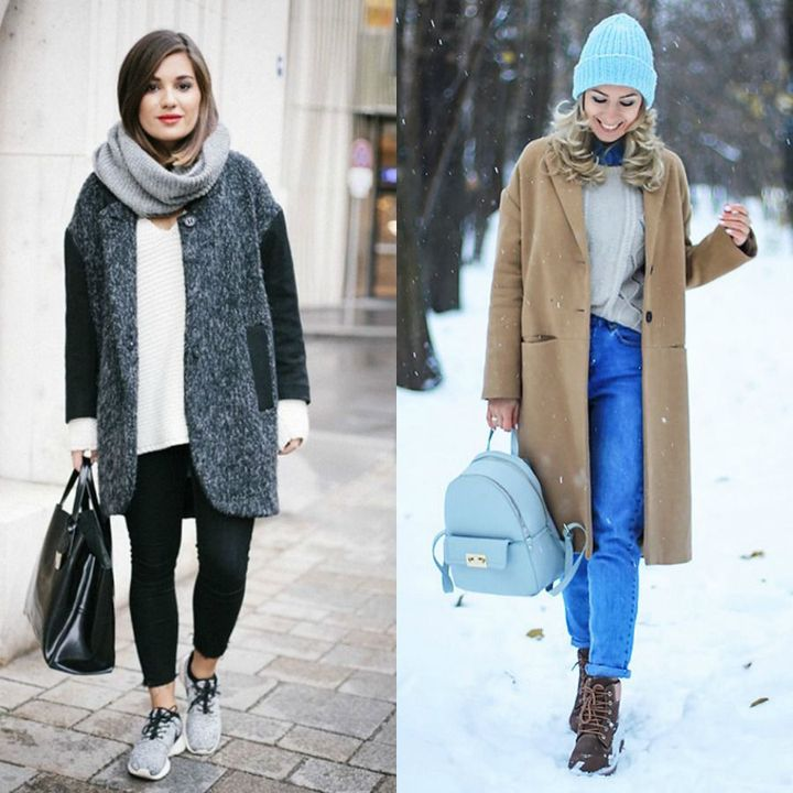 School outfits for winter