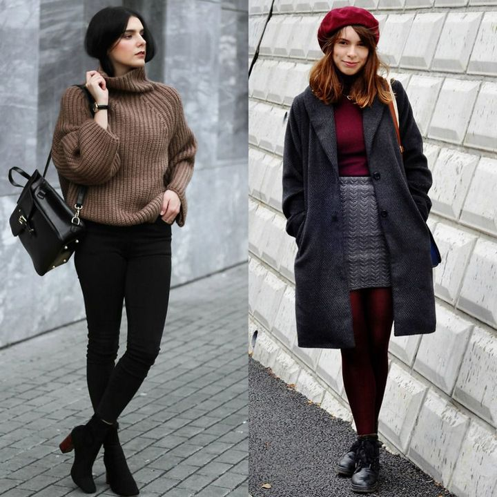 Cute winter outfits for school