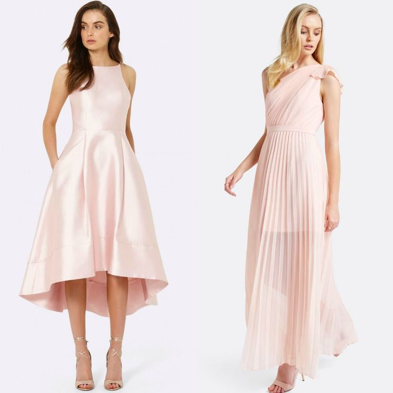 Party dresses | Pink club dresses for women