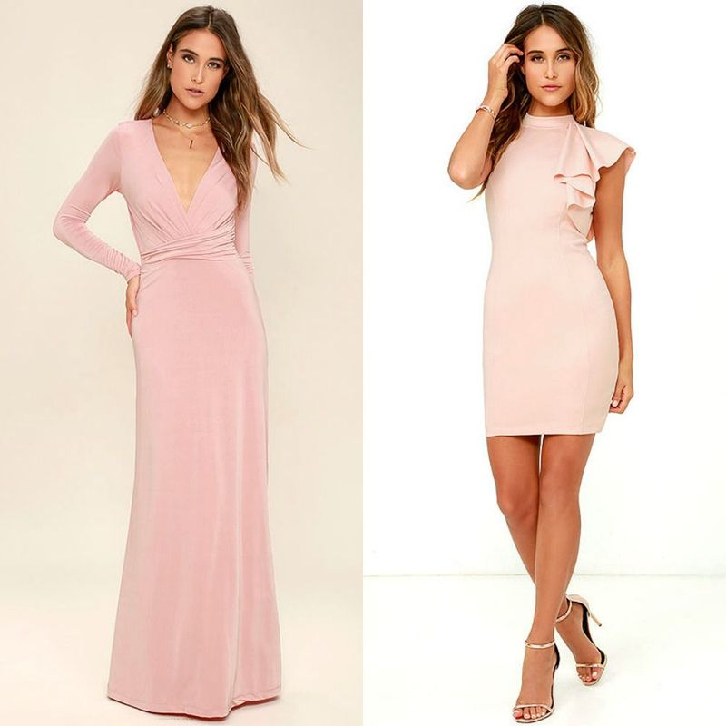 Party dresses | Pink party dresses