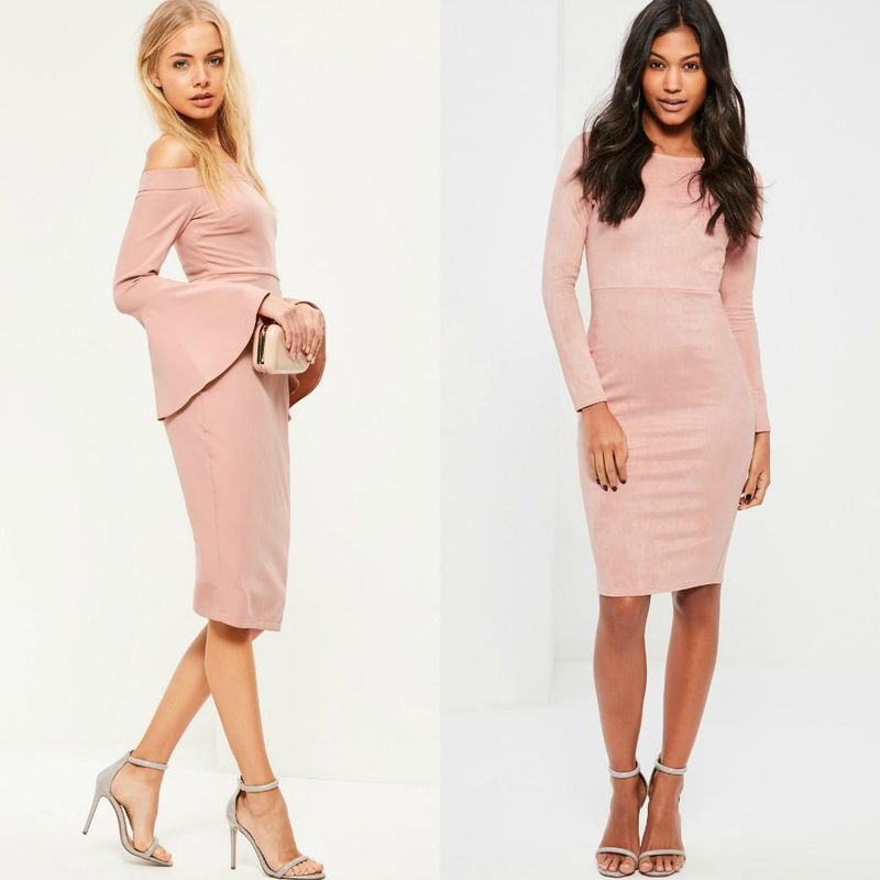 Party dresses | Pink party dresses for women