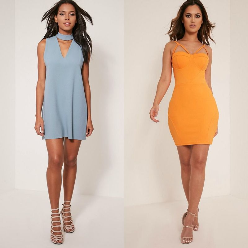 Short sexy cocktail dresses