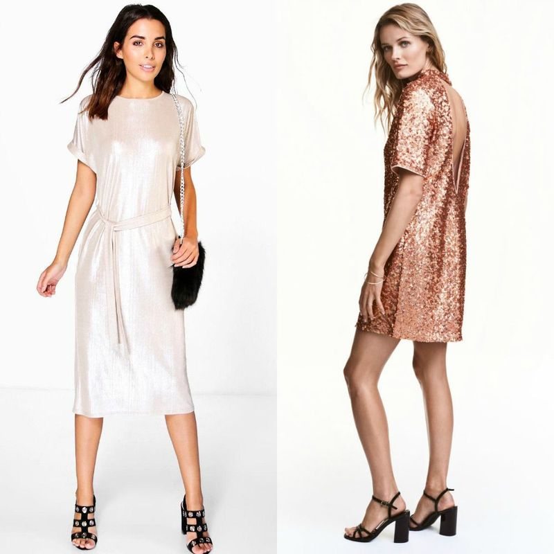 Sparkly cocktail dresses for women
