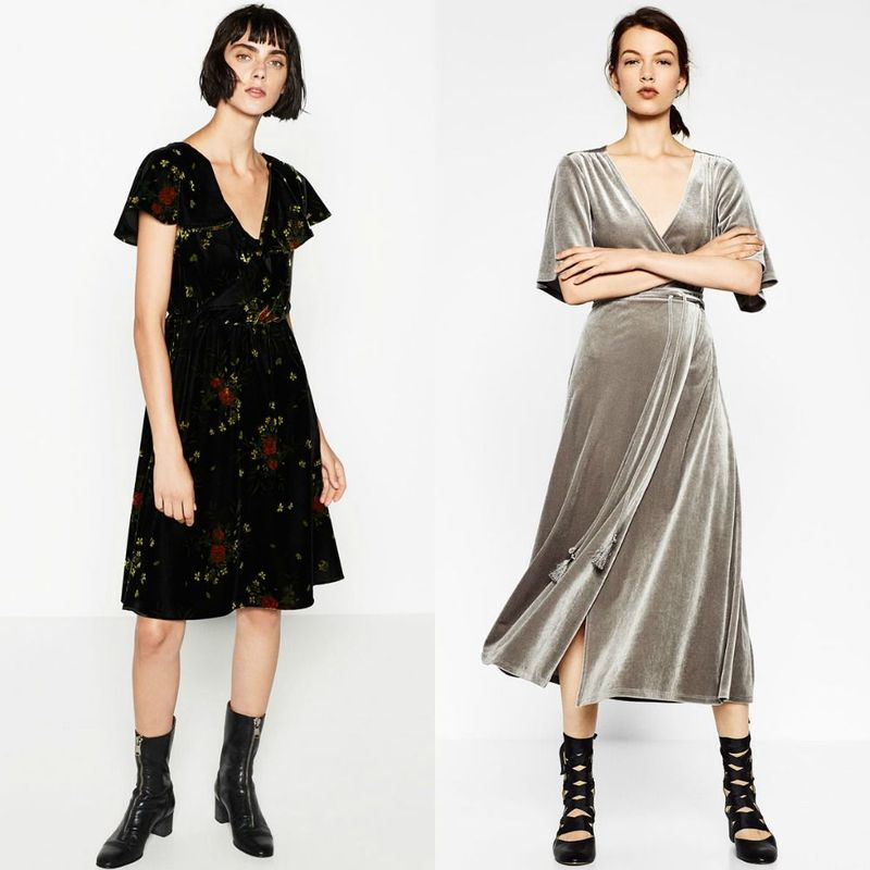 Short sleeve cocktail dresses