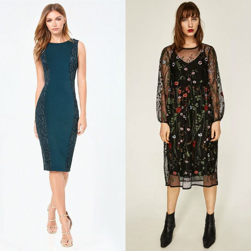 Summer cocktail dresses for women