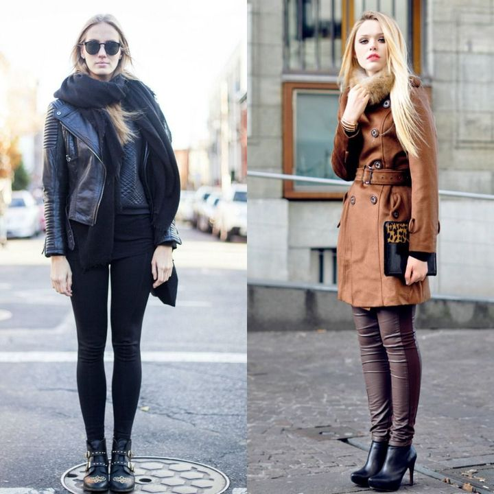 Leggings for winter outfits