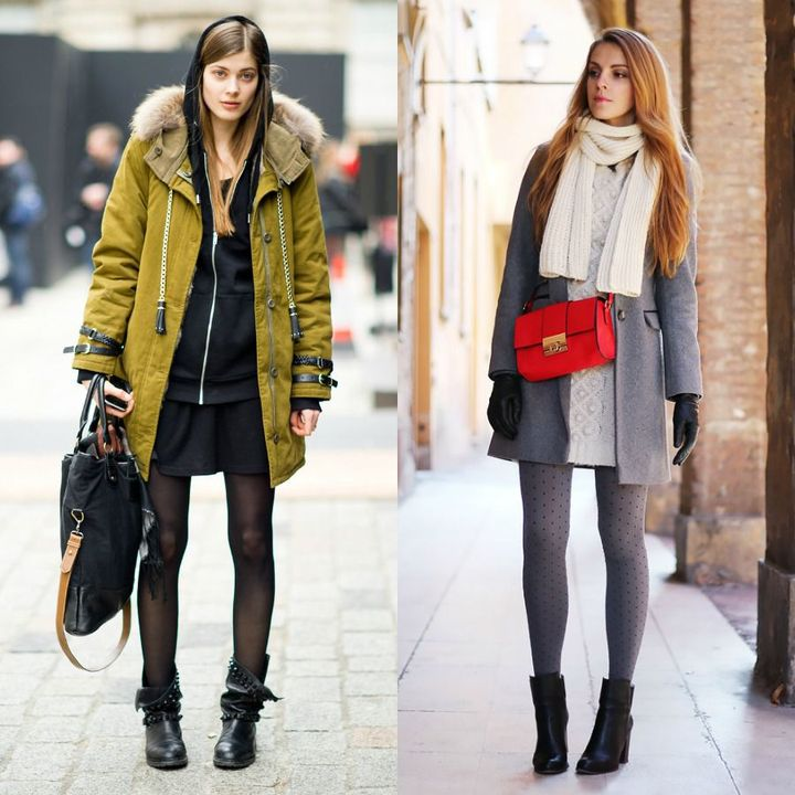 Girls best winter outfits