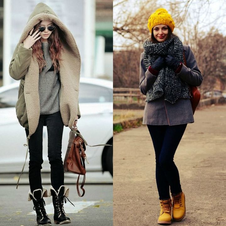 Cute winter outfits for girls