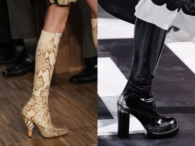 Boots for women Fall-Winter 2016-2017 | High heeled boots for women