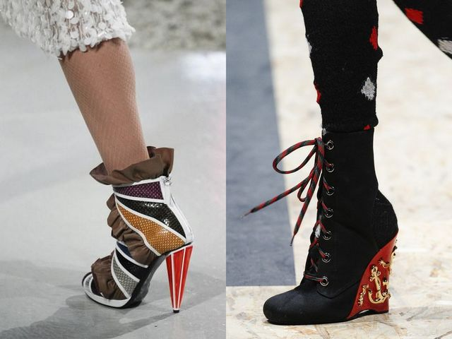 Boots for women Fall-Winter 2016-2017 | Heeled boots for ladies