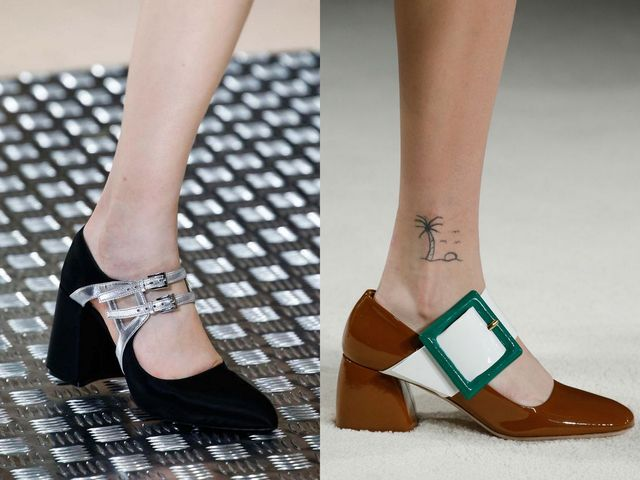 Shoes With Block Heels | Low block heel shoes