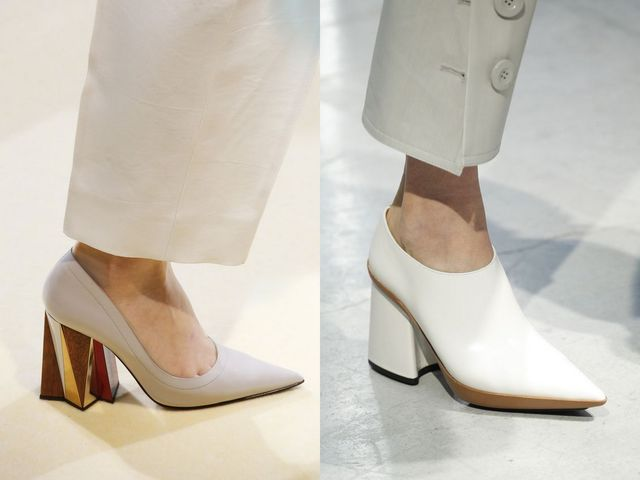 Shoes With Block Heels | Mid block heel shoes